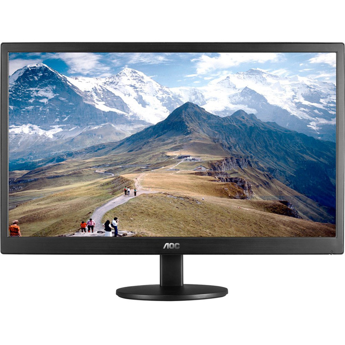 Монитор ЖК AOC E2270swn 21.5″ black VGA