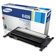 Картридж Samsung CLT-K409S Black