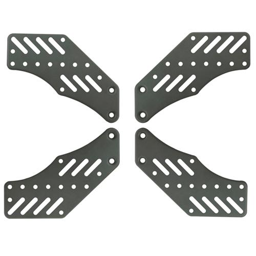 Универсальный адаптер Kromax ADAPTER-600 на Vesa 200×200/200×300/300×200/300×300/400×200/400×300/400×400/600×400 мм