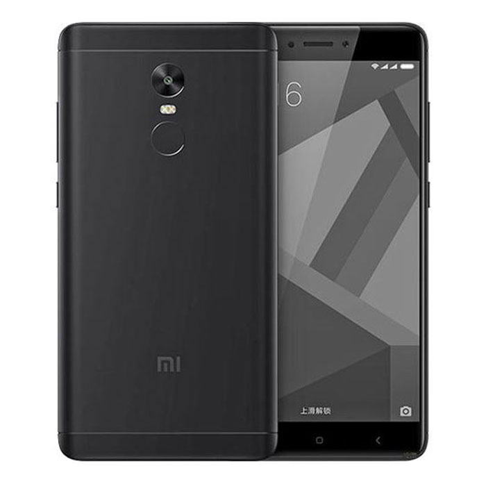 Сотовый телефон Xiaomi Redmi Note 4 64Gb+4Gb Black
