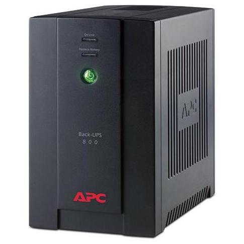 ИБП APC by Schneider Electric Back-UPS BX800CI-RS 800ВА