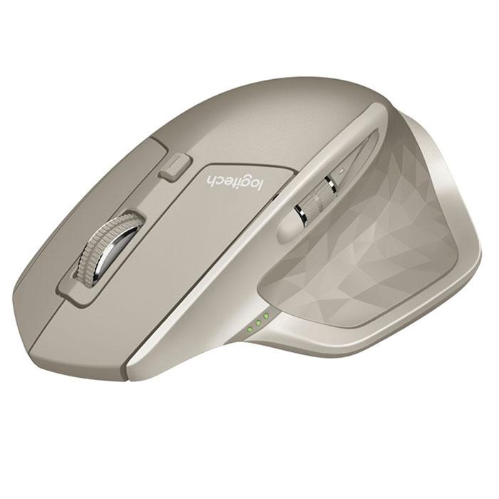 Мышь Logitech Mouse MX Master Stone USB лазерная, беспроводная