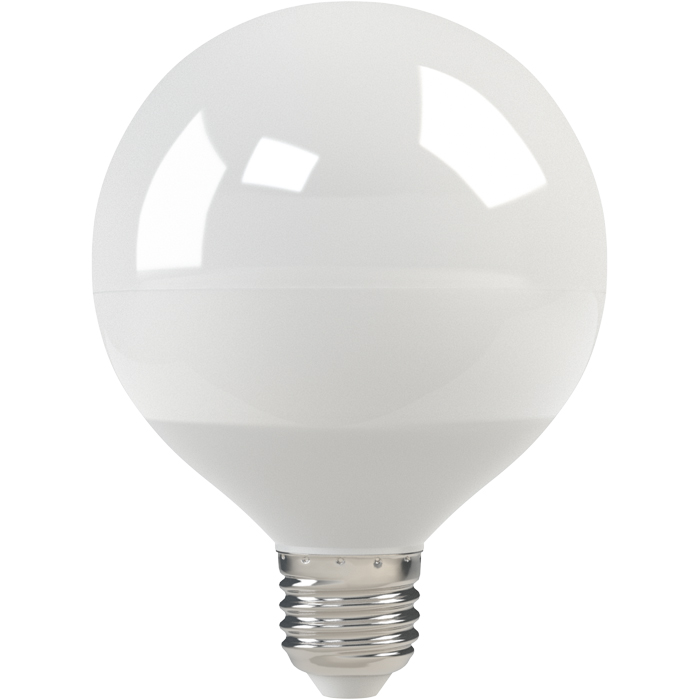 Светодиодная LED лампа X-flash Globe G95 E27 13W 220V желтый свет