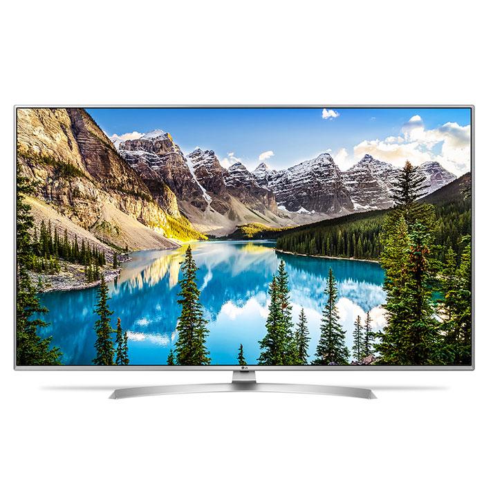 Телевизор ЖК 65′ LG 65UJ675V белый