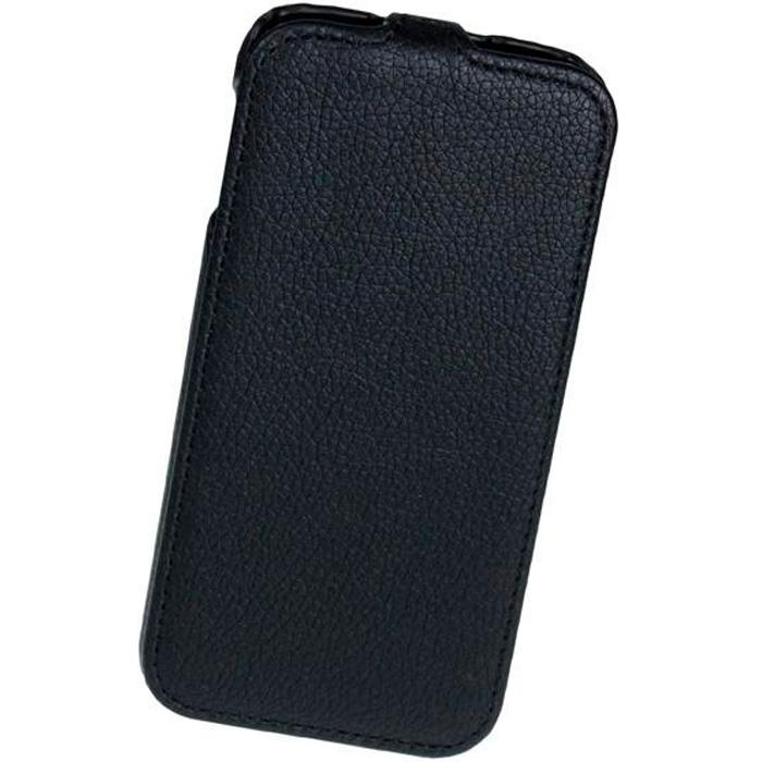 Чехол Flip case для Fly IQ4411 Quad-Energie 2, черный