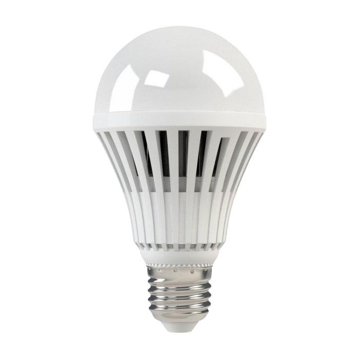 Светодиодная LED лампа X-flash Bulb E27 5W 220V желтый свет, матовая