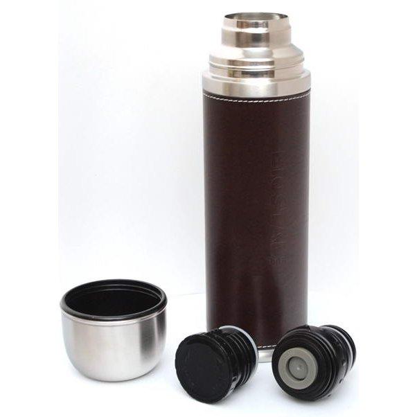 1000NYP-P Термос  Biostal (охота 1 л, 2 пробки)