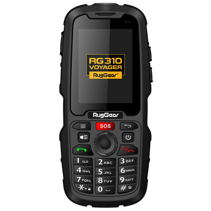Защищенный смартфон RugGear RG 310