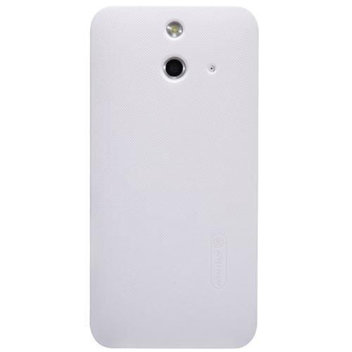 Чехол Nillkin Super Frosted для HTC One E8, белый
