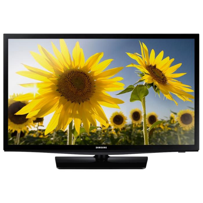Телевизор ЖК 19″ Samsung UE19H4000AKX черный