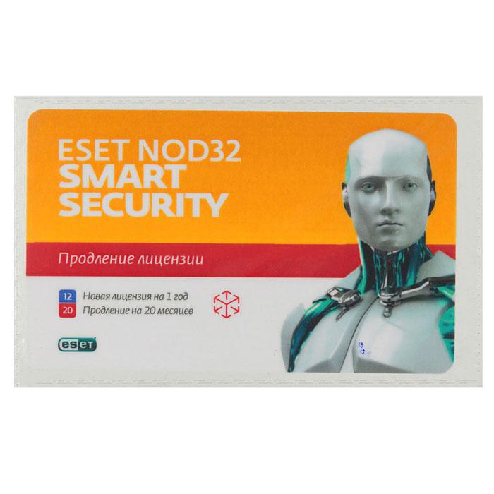 Антивирус Eset Software Nod32 — продление 20мес или новая на 1 год на 3ПК (NOD32-ESS-2012RN(BOX)-1-1)