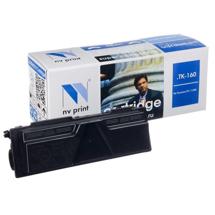 Картридж NV-Print NVP- TK-160 для Kyocera FS 1120 (2500k)