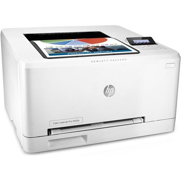 Принтер HP Color LaserJet Pro 200 M252n B4A21A лазерный цветной