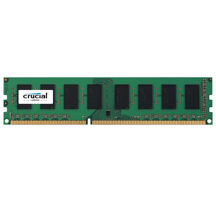 Модуль памяти DDR3L 1600MHz 4Gb Crucial ( CT51264BD160B )