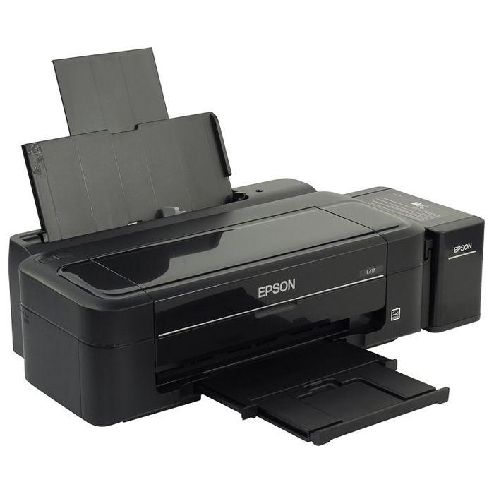Принтер Epson L312 цветной струйный [C11CE57403]