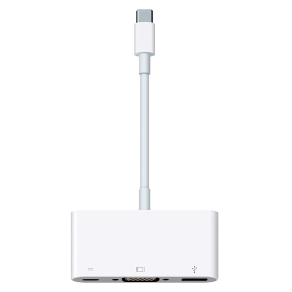 Адаптер Apple USB-C VGA Multiport Adapter MJ1L2ZM/A
