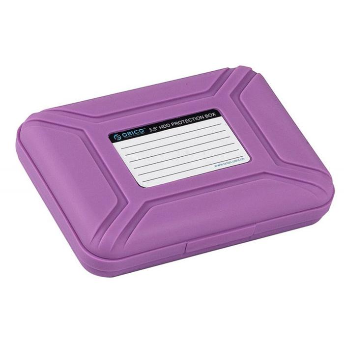 Чехол Orico PHB-35 для жесткого диска 3.5″ Orico PHX-35 фиолетовый