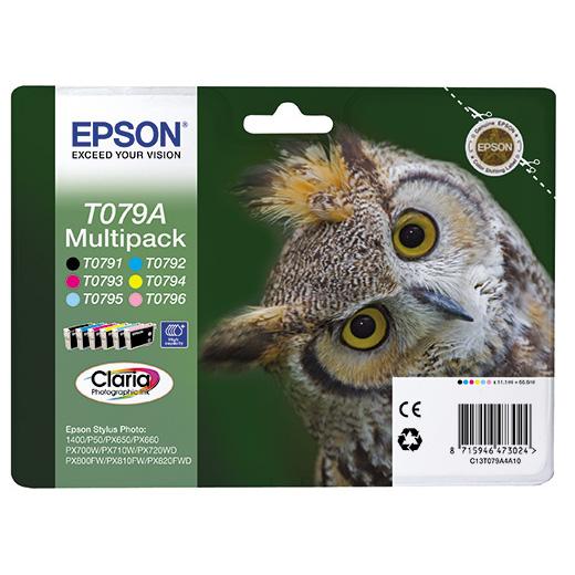 Epson C13T079A4A10 epson c13s050316