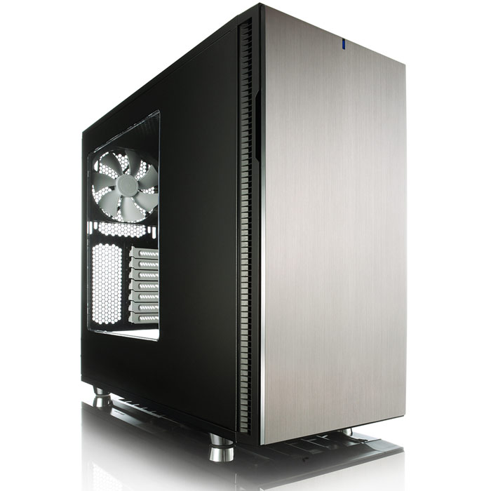 Корпус Fractal Design Define R5 Titanium Window