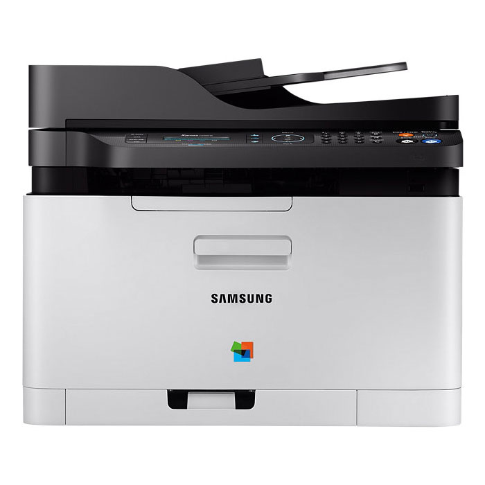МФУ Samsung Xpress C480FW лазерное цветное