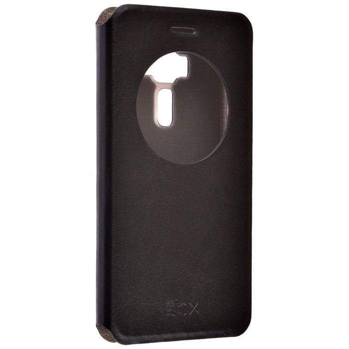 Чехол SkinBox Lux AW case для Asus ZenFone 3 ZE520KL черный