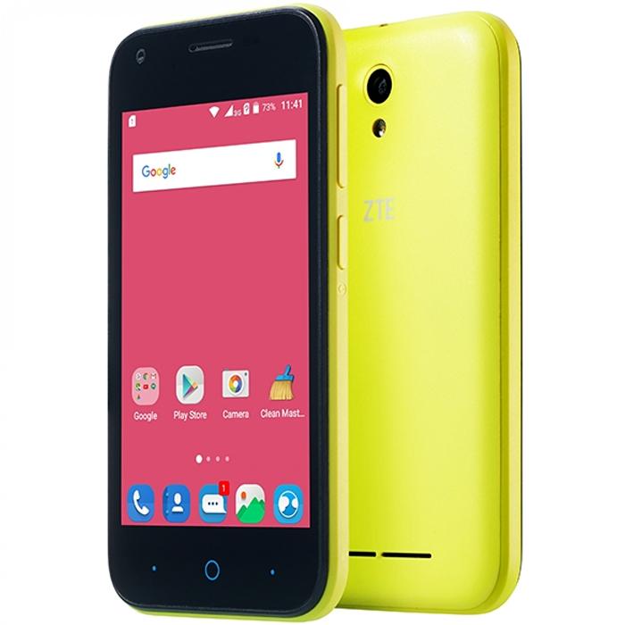 Смартфон ZTE Blade L110 желтый