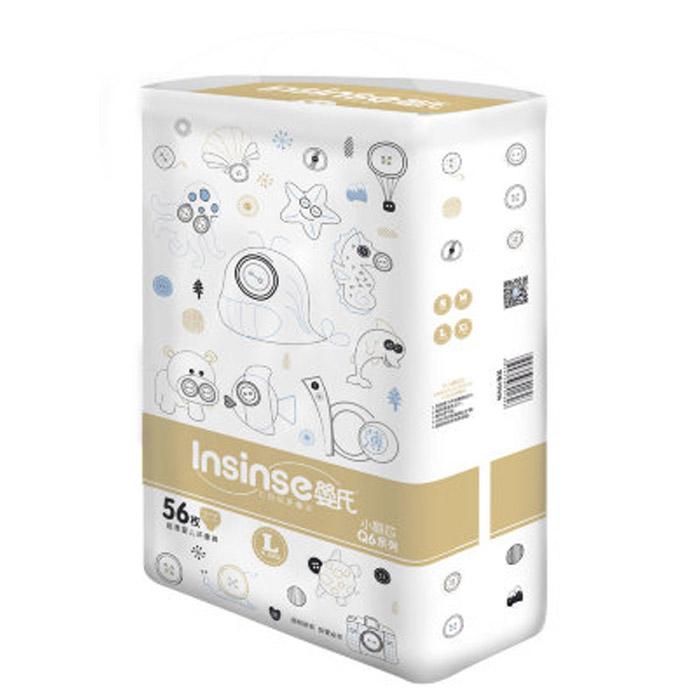 Подгузники Insinse Q6 (9-13кг) 56шт L