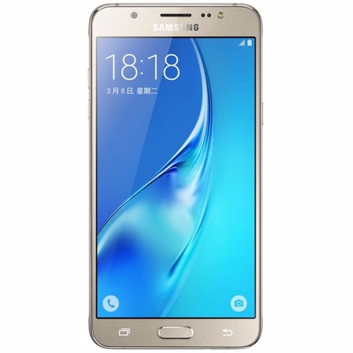 Смартфон Samsung Galaxy J7 (2016) SM-J710FN Gold