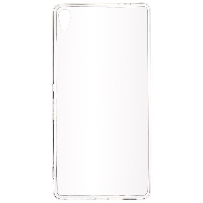 Чехол SkinBox 4People slim silicone для Sony F3211/F3212 Xperia XA Ultra, прозрачный