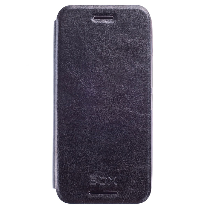 Чехол SkinBox Lux для HTC One M9, черный