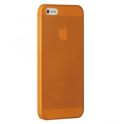 Чехол для iPhone 5 / iPhone 5S Ozaki O!coat 0.3 Jelly Orange OC533OG