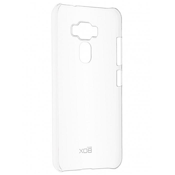 Чехол SkinBox 4People Crystal case для Asus ZenFone 3 ZE520KL прозрачный