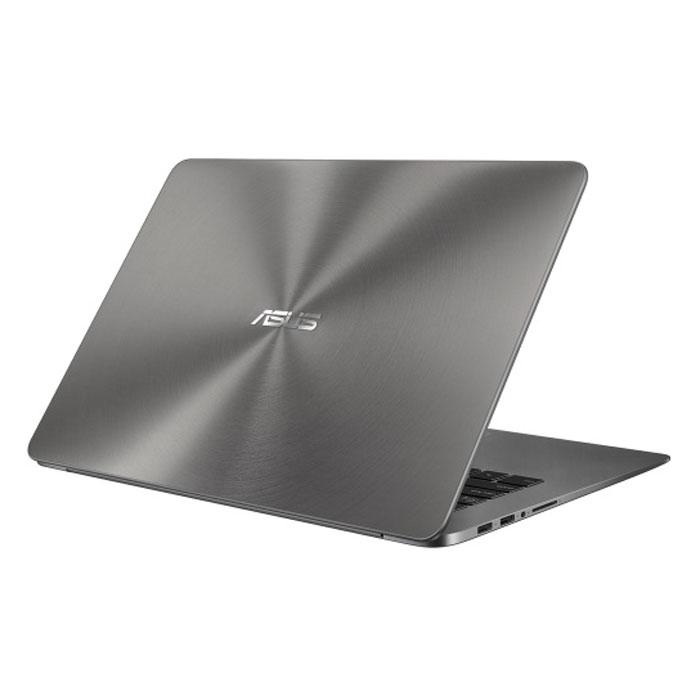 Ультрабук 15.6″ ASUS Zenbook UX530UQ Core i7 7500U/16Gb/512Gb SSD/NV 940M 2Gb/15.6″ FullHD/Win10Pro серый металлик ( 90NB0EG1-M00950 )