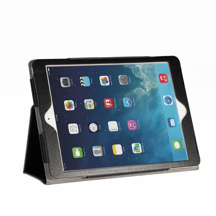 Чехол для iPad Air 2 IT BAGGAGE черный, искусственная кожа.