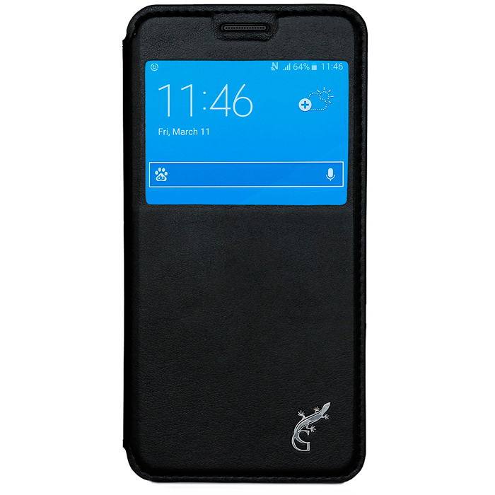 Чехол G-Case Slim Premium для Samsung Galaxy A5 (2016) SM-A510F, черный