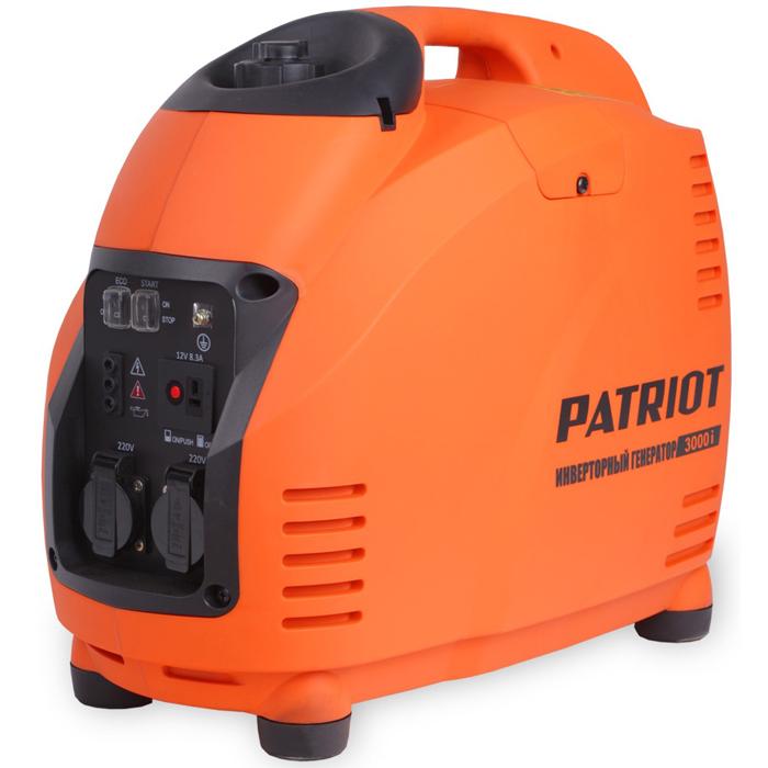 Инверторный генератор PATRIOT 3000i