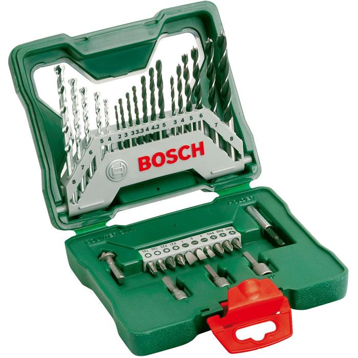 Набор принадлежностей Bosch X-Line 33 2607019325