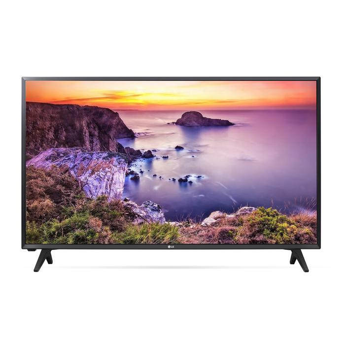 Телевизор ЖК 32'LG 32LJ500U черный