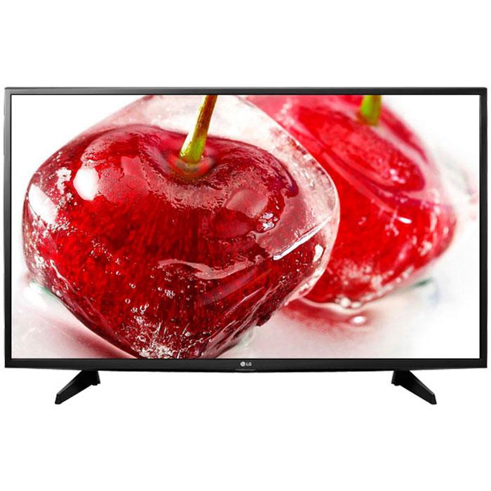 Телевизор ЖК 49″ LG 49LH570V черный