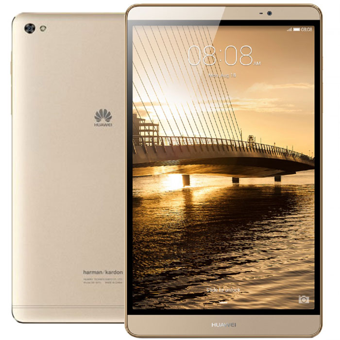Планшет Huawei MediaPad M2 32Gb 8.0 LTE Champagne