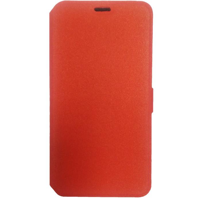Чехол PRIME book для Meizu M5 Note, красный