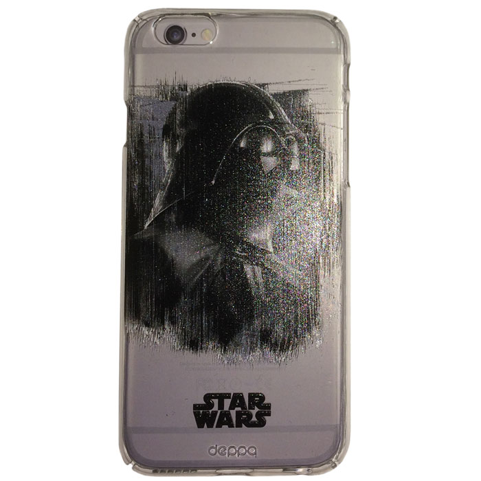 Чехол Deppa Art Case с пленкой для iPhone 6 / iPhone 6s, Star Wars, Изгой, Вейдер