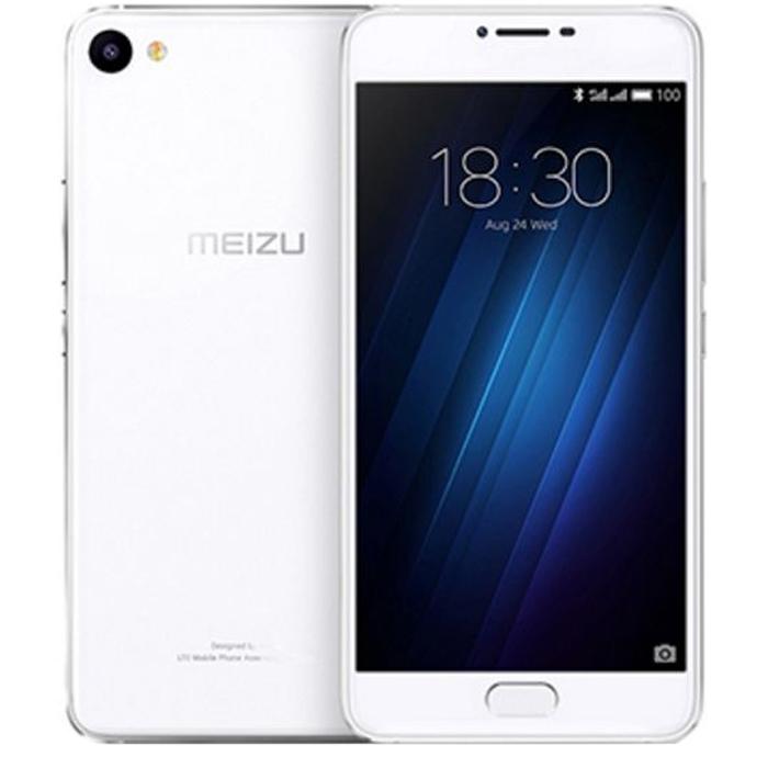 Смартфон Meizu U10 16Gb Silver/White