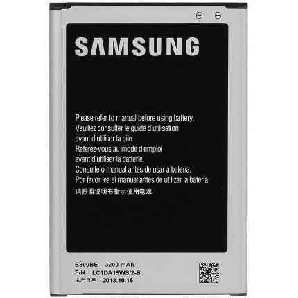 Аккумулятор для сотового телефона Samsung EB-B800BEBECRU для Galaxy Note 3 N9000\N9005, 3200 mAh
