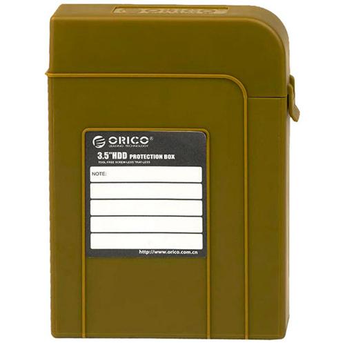 Чехол Orico PHB-25 для жесткого диска 3.5″ зеленый