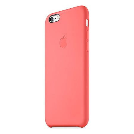 Чехол для Apple iPhone 6 Plus/ iPhone 6s Plus Silicone Case Pink MGXW2ZM/A