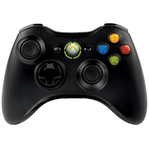Геймпад Microsoft Xbox 360 USB ( JR9-00010 ) беспроводной, + ресивер для ПК