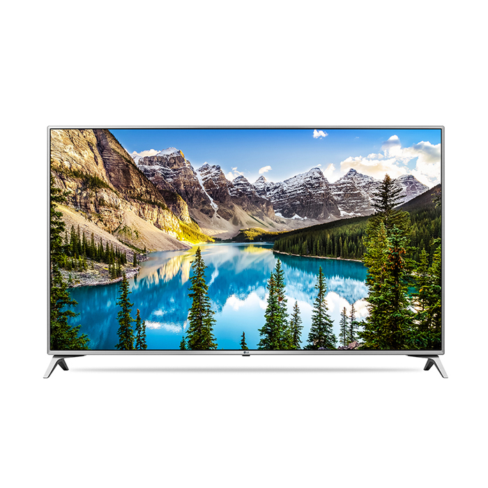 Телевизор ЖК 49′ LG 49UJ651V серый