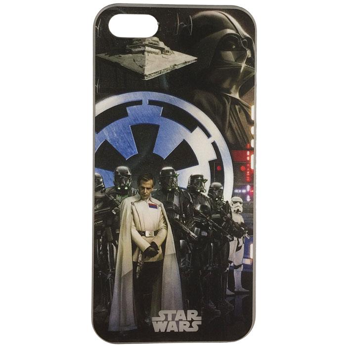 Чехол для iPhone 5 / iPhone 5S / iPhone SE Deppa Art Case, Star Wars, Изгой, Империя