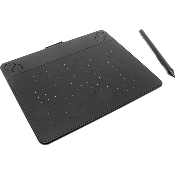 Планшет для рисования WACOM Intuos Comic Black P&T S ( CTH-490CK-N )